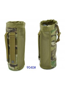 Tactical 9040#  Water Cup Pouch Mesh Bag