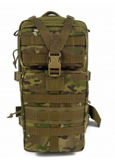 Tactical MOLLE 600D Oxford Fabric 3P Backpack Travel Bag