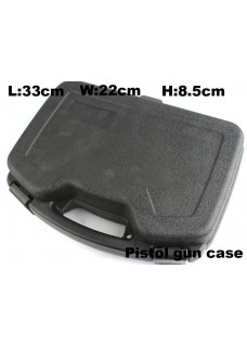 US Army Style 33cm Police Pistol Gun Case Tactical Tool Kit