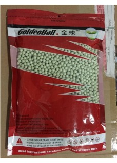 GoldenBall War-games Seamless 0.25g Airsoft  BB Ball