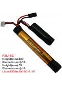 Li-ion battery1500mAh11.1V15C(F3L15C)