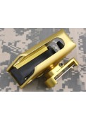 Tactical IPSC aluminum Pouch mag CNC Military IPSC Pouch magazine