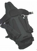 9.11 Tactical Full Gear Rifle Combo Backpack-Black