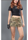 Chiefs Scorpion Camouflage Culottes Tactical Fashion Ladies Pants
