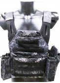 Airsoft Tactical VT 439 vest for outdoor wargame use
