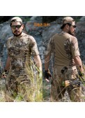 Kryptek Quick Dry Outdoor Sport Short Sleeve T-Shirt