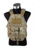 Army Vest  94K-MP7 Plate Carrier Combat Airsoft Vest