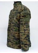 Special Force Combat Uniform ,Digital Woodland Camo