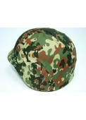 M88 PASGT Tactical Helmet Cover-German Flecktarn Camo
