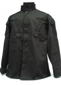 Combat Uniform Black