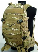 Wolf Slaves Tactical Molle Patrol Rifle Gear TAD Backpack