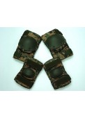 SWAT Special Force Combat Knee & Elbow Pads Sets