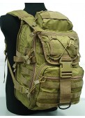 X7 Tactical Molle Patrol Gear Assault Backpack