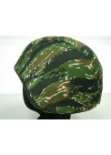 MICH 2000 ACH Tactical Helmet Cover Type B-Tiger Stripe Camo