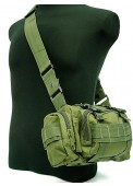 Molle Utility Shoulder Waist Pouch Bag Camera Bag