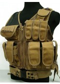 Tactical Vest Tan