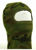 SWAT Balaclava Hood 1 Hole Head Face Knit Mask