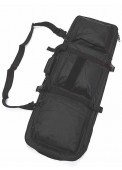 "33"" Dual Rifle Carrying Case 0.85 Meter M4 Gun Bag"
