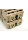 Molle FastMag M4 Magazine Clip Holder Pouch Set