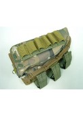 Wolf Slaves Airsoft Shotgun Rifle Ammo Pouch Cheek Pad
