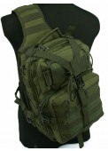 Tactical Utility Gear Sling Bag Backpack L