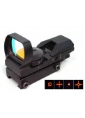 Tactical Multi 4 Reticle Red Dot Sight Reflex