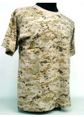 Short Sleeve T-Shirt Digital Desert Camo