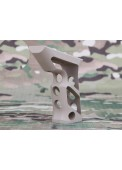 BD Keymod System Incline Foregrip Tactical Grip (Long Style)