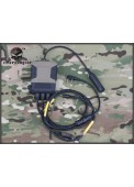 Military Tactical PTT Cheap Earphone Accessories C4 OPS Intercom PTT