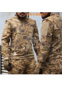 Chief  Series Camouflage Tactical Long Sleeve Shirt