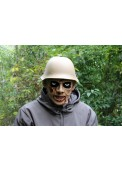 DC-13 Desert Military Tactical Metal Mesh Solider Zombie World War II Mask