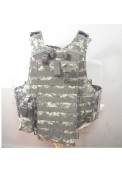 EB MAR CIRS 900D Nylon Tactical Vest For Airsoft Hunting