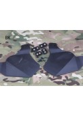 Side Cover Fast Helmet Rail For Protective Ear