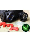 PEQ LA5C Red IR white light lorch Tactical Army outdoor Flashlight