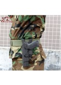 LN92 IMI Rotation Under Layer Waist Holster For Left Hand