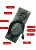 Military Outdoor Sport 2.5L Hydration Water Reservoir Replacement Pack