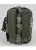 Military Tactical Durable Accessories Tool Pouch Waist Bag