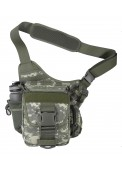 Tactical Alforja Bag Military Sling Bag Cycling Bag #9014