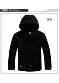 Secret Service Pullover Outdoor Sport Mountaineering Tactical Jacket