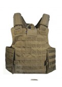 Desert Tan Airsoft Tactical CIRA Armor Vest