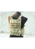 Molle Light Weight Tactical Army Airsoft Vest 6094S