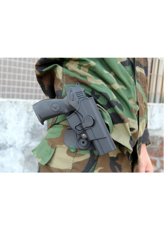 LN92 IMI Rotation Waist Holster For Tactical Pistol Holster (Short Style)